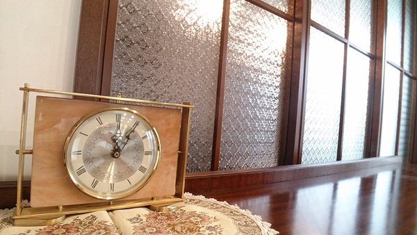 アンティーク置時計