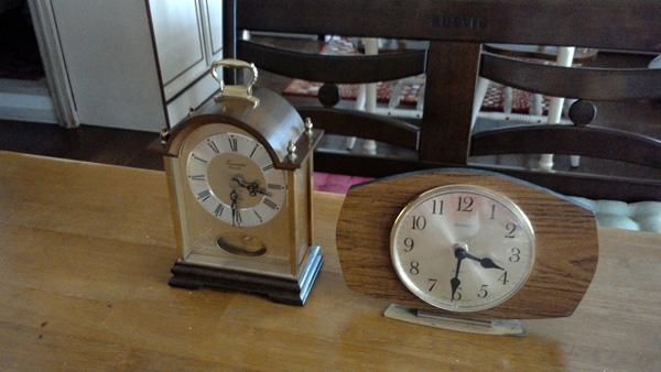 兵庫県Oさまのアンティーク時計