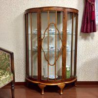 大阪府Tさまのガラスキャビネット