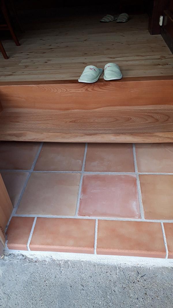 お部屋づくりの材料(建材)