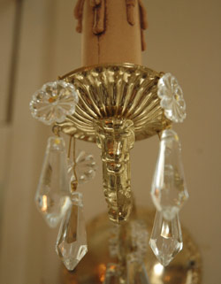 wr-028-o Handleオリジナル壁付けブラケットのガラスのお皿