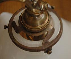 wr-042a-o Handleオリジナルウォールブラケットの真鍮のアンティーク加工