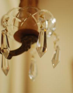 wr-052-o Handleオリジナル壁付けブラケットのガラスのお皿