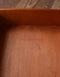 x-503-f アンティークサイドボードのキズ