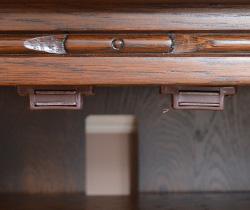 y-123-f アンティーク風サイドボード(テレビ台・新品)のマグネット