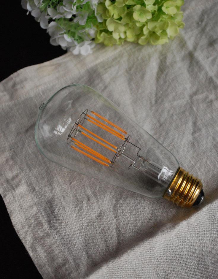 DK-3 LED電球(エジソンランプ・560lmn)