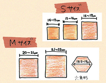 HOT-04 アンティークテラコッタタイルSサイズポイント5-2