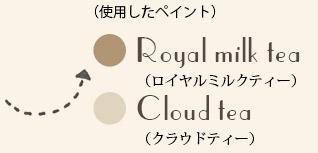 HOP-01-4KG ロイヤルミルクティー施行例3