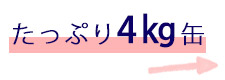 HOP-01-4KG ペンキ缶3