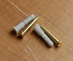 洗面・トイレ 住宅用パーツ タオルリング (アンティーク色仕上げ)。固定するためのネジがついてます。(sa-403)