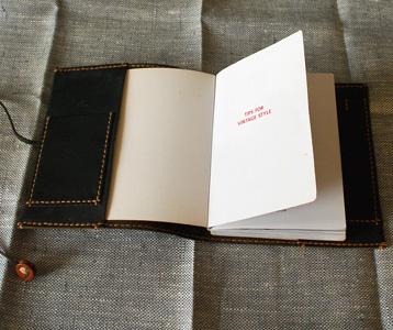 n16-060 ブックカバー