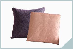 アンティーク風の布製雑貨