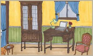 書斎のお部屋から選ぶ
