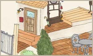 玄関・ガーデンのお部屋から選ぶ